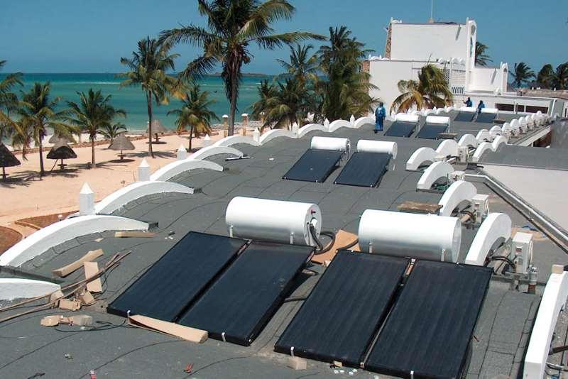 אנרגיה סולרית. חסכונית וידידותית לסביבה|צילום: באדיבות חברת כרומגן