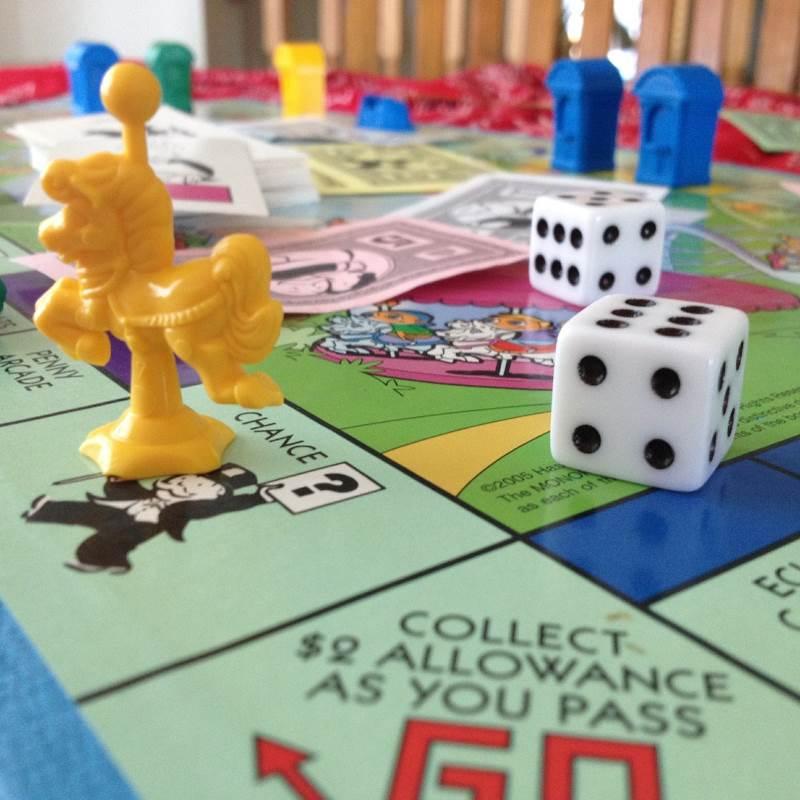 הממונה על ההגבלים העסקיים מבטיחה לפעול נגד המונופולים. בתמונה: משחק מונופול | צילום המחשה: www.pixabay.com