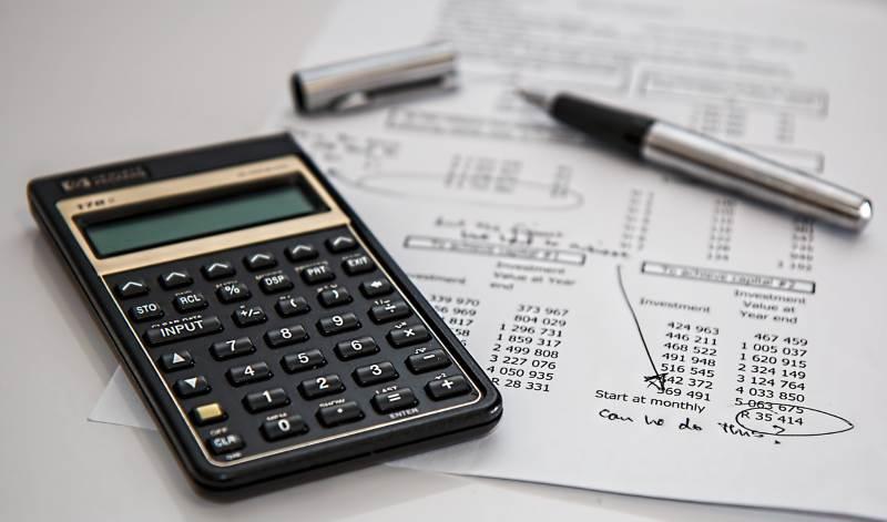 המטרה - לגבות מס אמת. מחשבון|צילום: אתר: pixabay.com