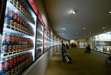 """2,600 בקבוקי בירה יוצגו בנתב""""ג"""