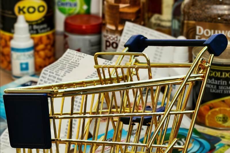 עסקת המיזוג הובאה לאישור בסיום הליך הקפאת הליכים של רשת 'מגה'. בתמונה: עגלת קניות |צילום המחשה: www.pixabay.com