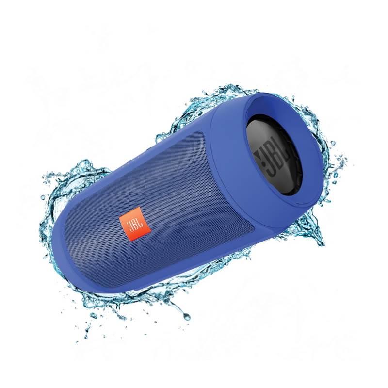 מאפשר צליל חזק ואיכותי כולל דרייברים איכותיים ושני רדיאטורים פאסיביים לצליל באיכות יוצאת דופן עם באסים מודגשים ועוצמתיים. בתמונה: ה-JBL Charge 2 Plus | צילום: דינמיקה סלולר