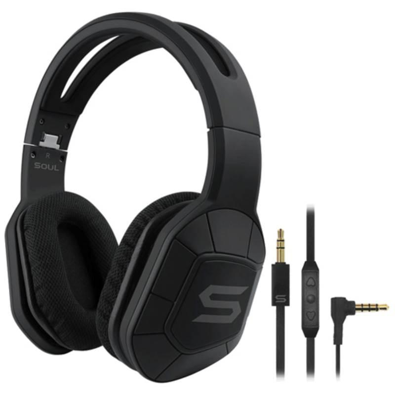 האוזניות חסינות שבר וגמישות במיוחד. בתמונה: אוזניות ה- Soul Combat | צילום: דינמיקה סלולר