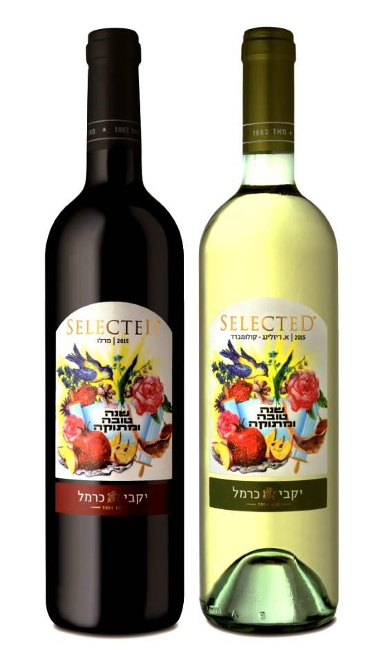 יינות ייקבי כרמל|צילום: איל קרן