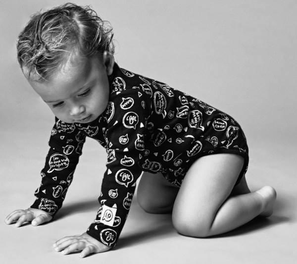 המילה האחרונה באופנת התינוקות. שילב|צילום:גני לוי