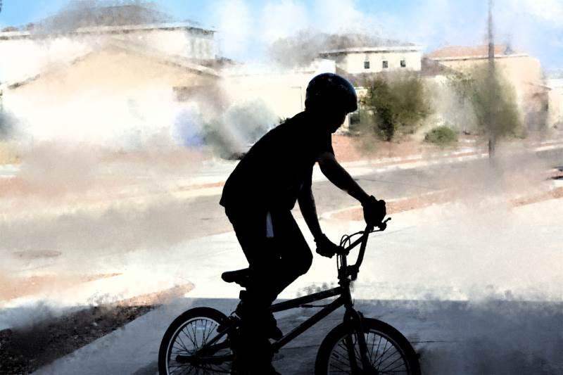 חפשו סימני בלאי. רוכב אופניים|צילום: אתר pixabay.com